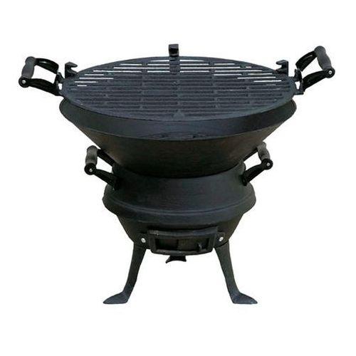Mastergrill&party Grill ogrodowy beczkowy żeliwny mg630