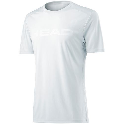 Head koszulka sportowa Vision Corpo Shirt B White 152, kolor biały