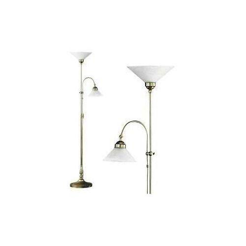 Lampa podłogowa Rabalux Marian 2x60W E27 brązowa 2708