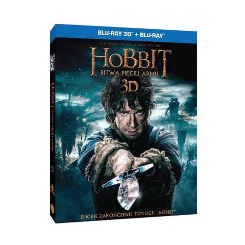 Hobbit: Bitwa pięciu armii (3D 4BD)
