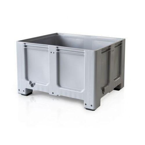 Skrzyniopaleta - big box - 1200 x 1000 x 760, 4 nogi marki B2b partner