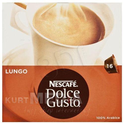 Kawa nescafe caffelungo (16 szt w opak) marki Nescafé