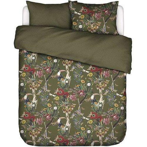 Pościel Airen zielona 200 x 200 cm z 2 poszewkami na poduszki 80 x 80 cm (8715944651899)