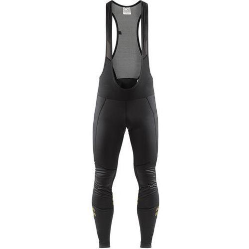Craft spodnie rowerowe męskie ideal wind czarny xl (7318572964020)