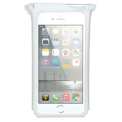 """TOPEAK Smartphone Drybag 6 White - Pokrowiec na telefon (ekrany 5-6"""") - Biały"""