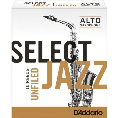 jazz select unfiled 4m stroik do saksofonu altowego marki Rico