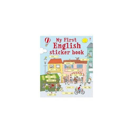 My First English Sticker Book - Wysyłka od 4,99 - porównuj ceny z wysyłką, Sue Meith