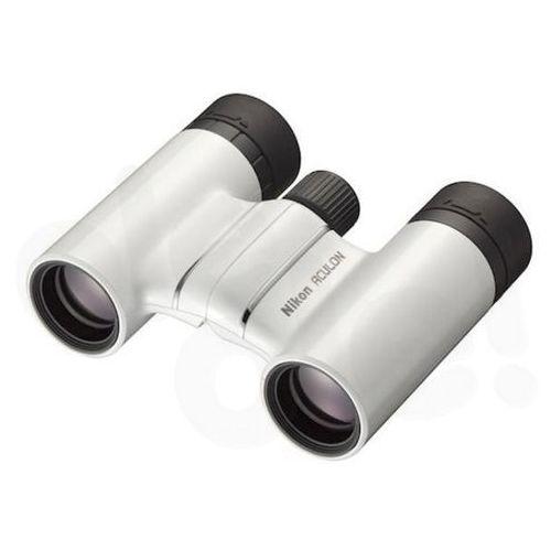 Nikon ACULON T01 8x21 (biała) - produkt w magazynie - szybka wysyłka!