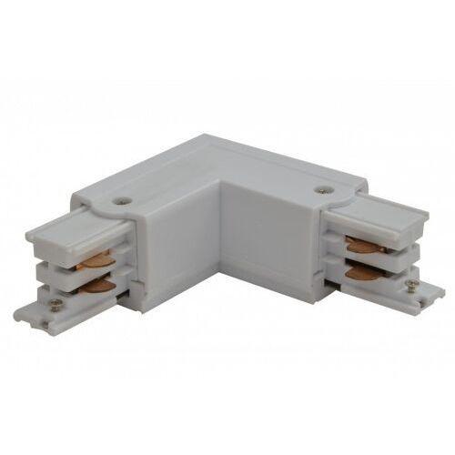 Azzardo Złącze lewe do szyny montażowej l-connector az2984 (5901238429845)