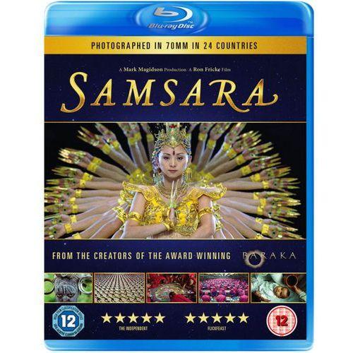 Samsara - Double Play (Blu-Ray and DVD) z kategorii Pozostałe filmy