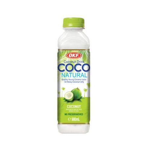 Okf 500ml coco natural napój kokosowy