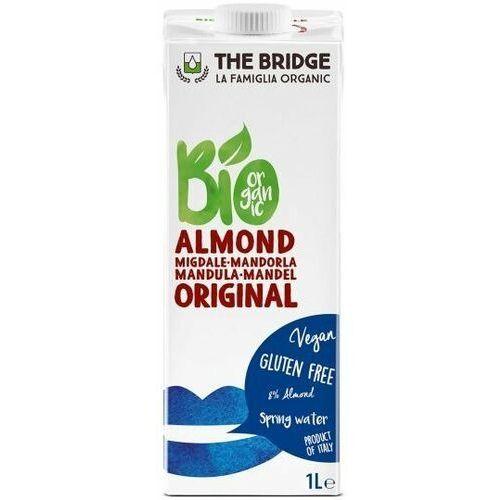 121the bridge Napój mleko migdałowe naturalne 1l - the bridge - eko hit! (8019428007111)