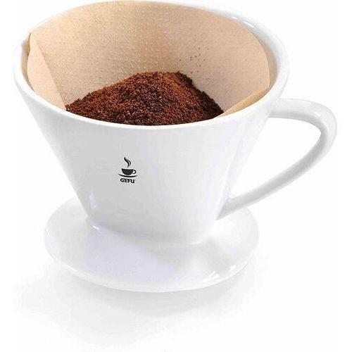 Gefu Zaparzacz do kawy sandro porcelanowy na filtry w rozmiarze 101