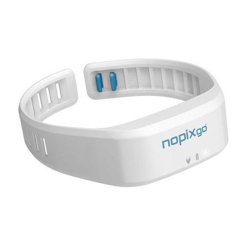 Opaska przeciw komarom Nopixgo NPG433 biała (7629999047082)