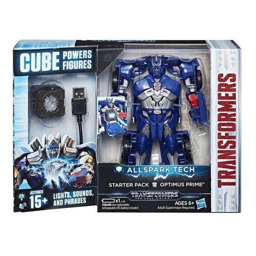 Transformers mv5 all starter pack jupiter, optimus prime marki Hasbro