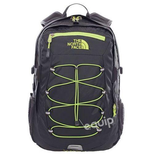 Plecak The North Face Borealis Classic - asphalt grey/lantern green
