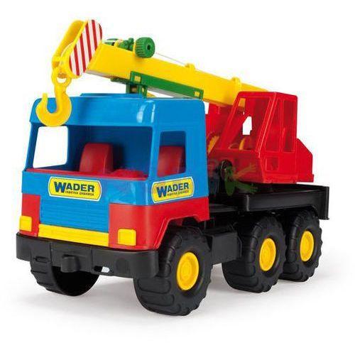 Middle truck  (dźwig), marki Wader