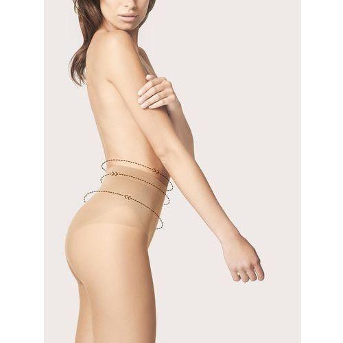Rajstopy body care bikini fit m 5112 20 den 2-s, beżowy/light natural, fiore marki Fiore