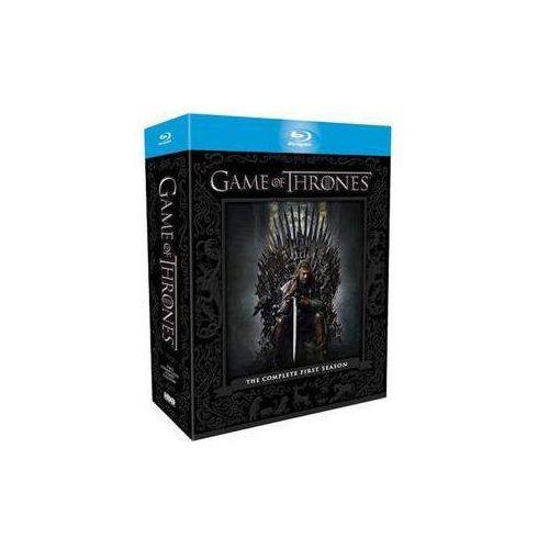 Gra o Tron. Sezon 1 (5 Blu-ray) (Płyta BluRay)