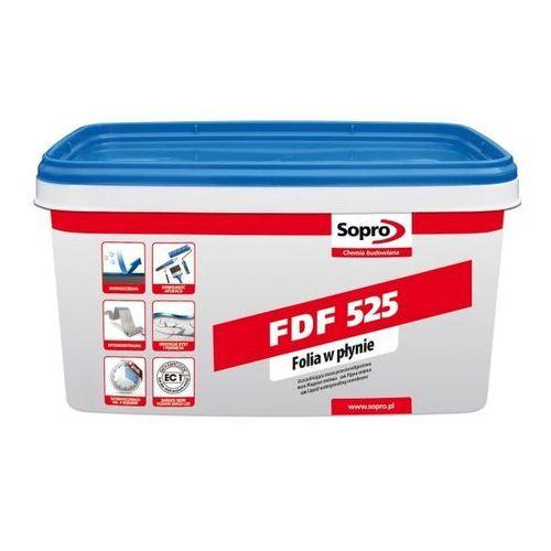 Sopro Folia w płynie uszczelniająca fdf525 3 kg