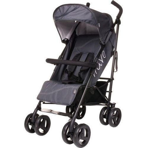 4baby  wózek spacerowy wave 2016, dark grey