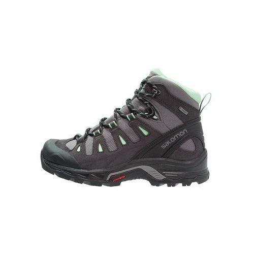 quest prime gtx buty trekkingowe detroit/asphalt/lucite green marki Salomon