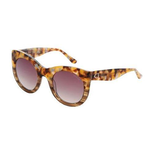 Guess Okulary przeciwsłoneczne damskie - gu7485-00