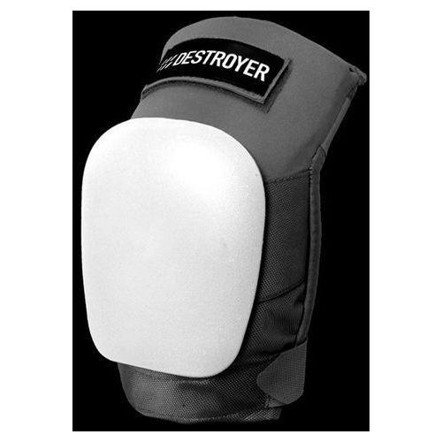 ochraniacze DESTROYER - Pro Knee Grey/White (GRW) rozmiar: S
