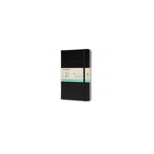 Moleskine Notatnik pięciolinia, twarda oprawa, czarny (9788862933100)