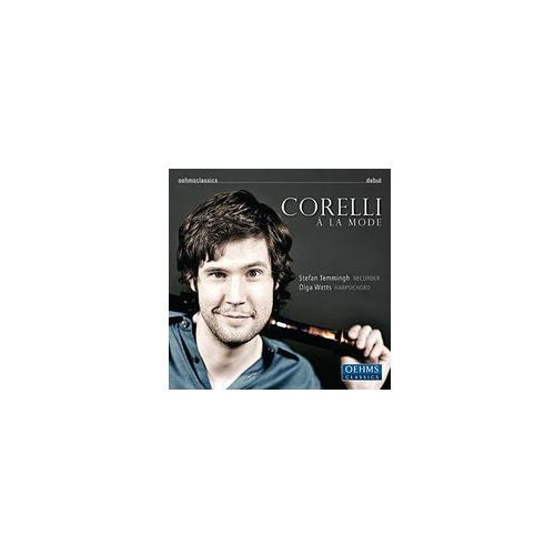Oehms classics Corelli a la mode: sonatas op. 5 no. 7 - 12 in historical ornamented versions (4260034865983)