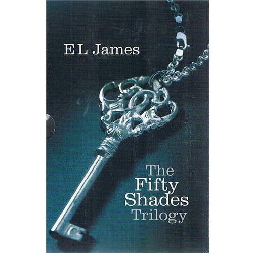 Fifty Shades Trilogy Boxed Set (1664 str.)