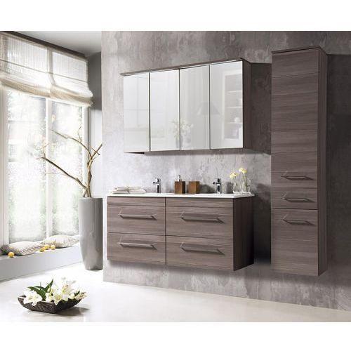 Komplet mebli łazienkowych 120 cm, kolekcja Cosmo Comad