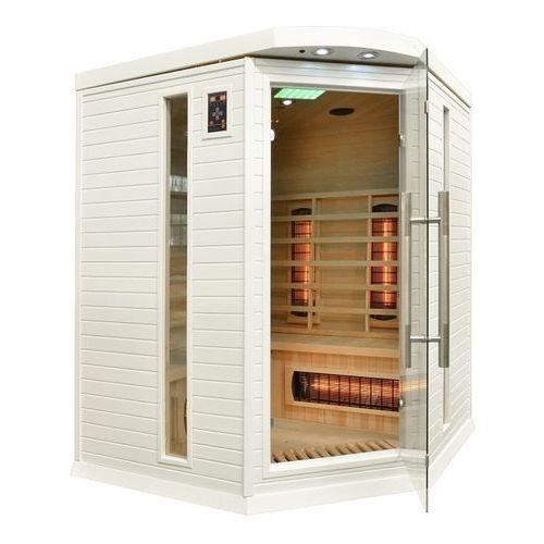 Sauna na podczerwień dh3c gh biała marki Home&garden