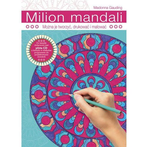 Milion mandali - Madonna Gauding (9788321349510)