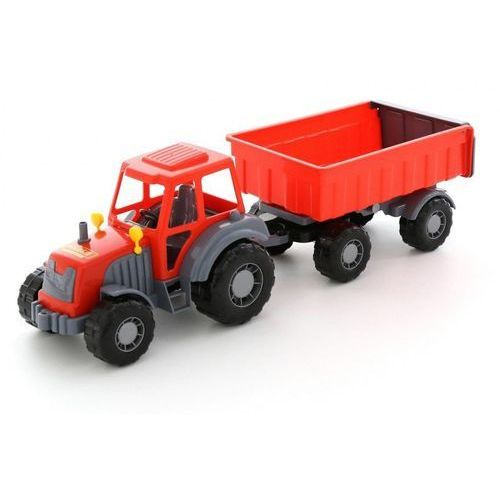 Altaj traktor z przyczepą Nr 1 - (4810344035332)
