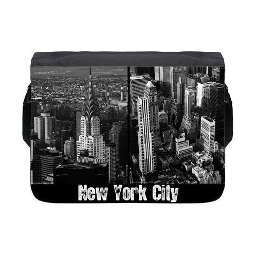 Megakoszulki Torba na ramię duża new york city 2