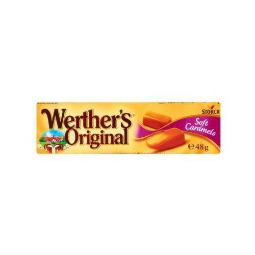 Cukierki karmelowe miękkie werther's original 48 g marki Storck