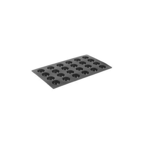 Forma silikonowa do pieczenia 600 x 400 mm, 24 x briochette | , 676165 marki Hendi