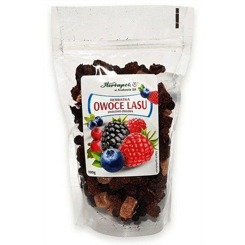 Owoce lasu herbatka owocowo-ziołowa 100g