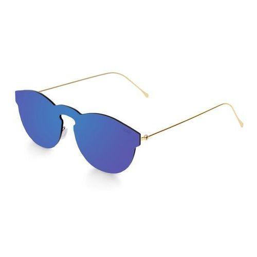 Okulary Przeciwsłoneczne Unisex Ocean Sunglasses 20-2_BERLIN Niebieski