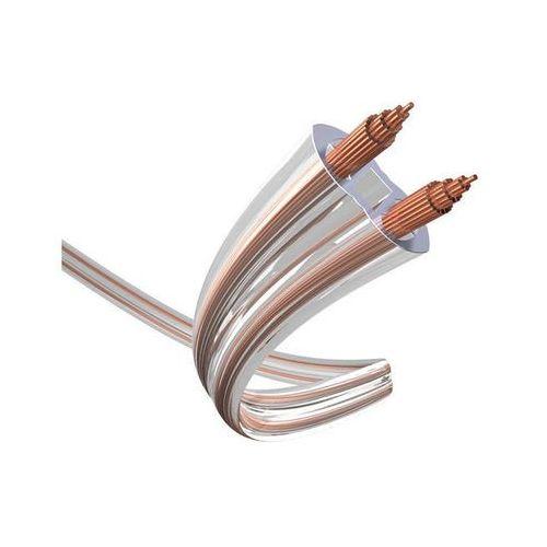 Przewód głośnikowy 2 x 2.97 mm² Przezroczysty Inakustik 0060223 50 m