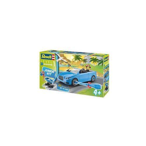 Revell junior kit convertible model do sklejania