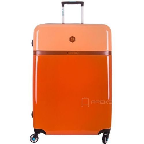tri colors walizka lekka duża podróżna 77 cm / desert dream - desert dream marki Bg berlin