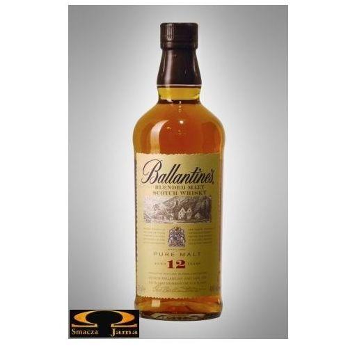 Whisky Ballantines 12YO Pure Malt 0,7l, 2971 - OKAZJE