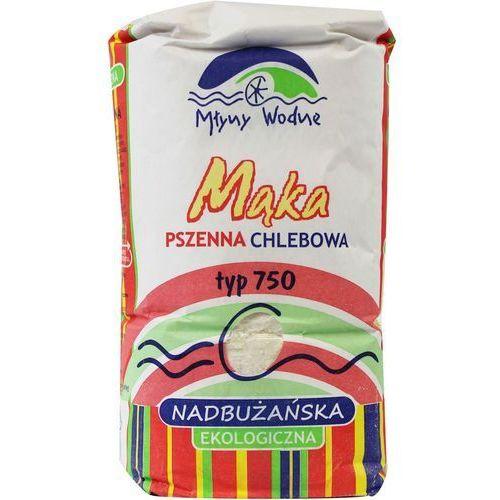 Eko Mega: mąka pszenna chlebowa typ 750 BIO - 1 kg