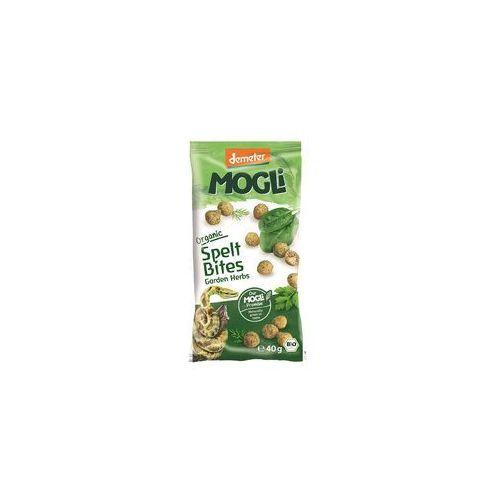 Chrupki orkiszowe ziołowe bio 40 g - mogli marki Mogli (moothie owocowe, batony, napoje)