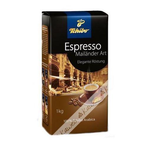 Kawa TCHIBO Espresso Mailander Art 1 kg z kategorii Kawa
