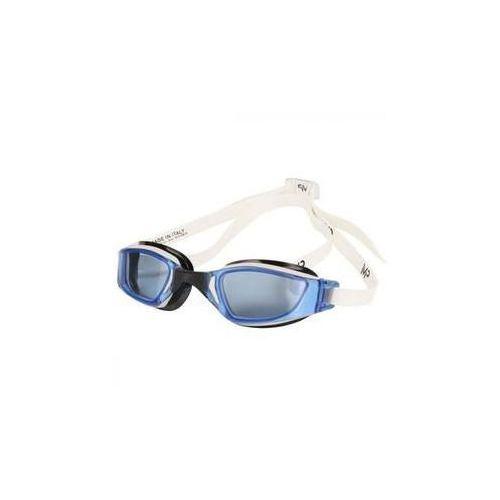 Męskie okulary pływackie xceed blue czarne/białe marki Michael phelps aqua sphere