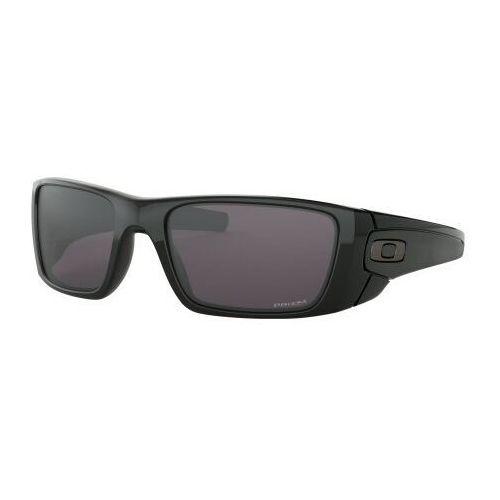 Okulary Oakley Fuel Cell Polished Black Prizm Grey OO9096-K2
