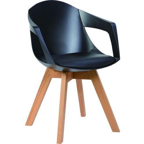 Exitodesign Krzesło lisa black